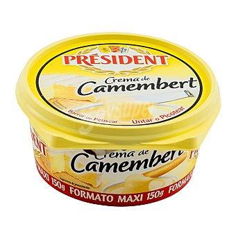 President QUESO UNTAR CREMA CAMEMBERT TARRINA 150 g