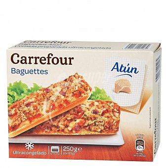 Carrefour Baguettes de atún Carrefour Pack de 2 unidades de 125 g