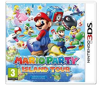 MINIJUEGOS Mario Party Isl. 3DS 1u 1u