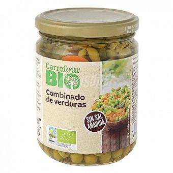Carrefour Bio Combinado de verduras ecológico 249 G 249 g