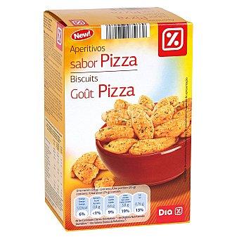 DIA Galleta salada sabor pizza Paquete 100 grs