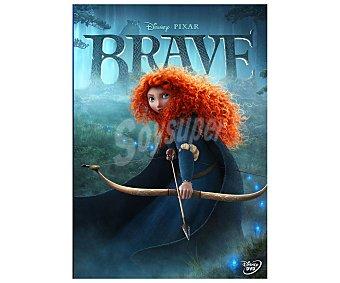 ANIMACIÓN Película en Dvd Brave, indomable, Disney. Género: infantil, animación, familiar. Edad: TP