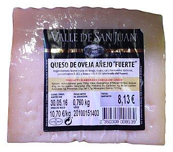 VALLE DE SAN JUAN Queso curado oveja añejo 750 g