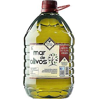 MAR DE OLIVOS aceite oliva virgen bidon 5 l