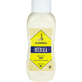INTERCASA Mayonesa  envase 430 ml