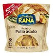 Ravioli relleno pollo asado Envase 250 g  Rana