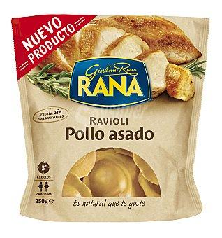 Rana Ravioli relleno pollo asado Envase 250 g