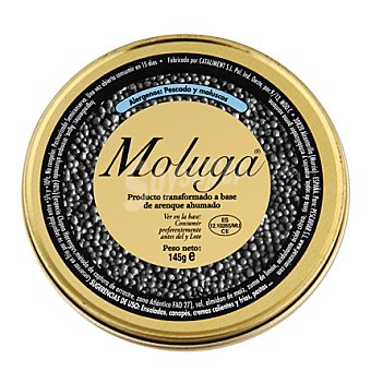 Pescaviar Moluga Hueva extra de arenque imperial Lata de 145 g