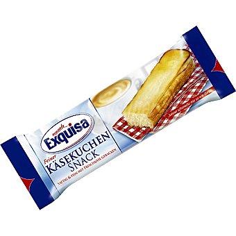 Exquisa Snack tarta de queso Envase 70 g