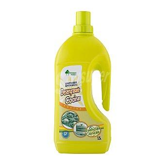Bosque Verde Limpiador cocina amoniacal desengrasante citrico Botella 1,5 l