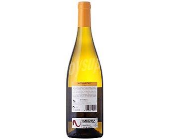 Castillo de Monjardin Vino blanco chardonnay denominación de origen de Navarra Botella de 75cl