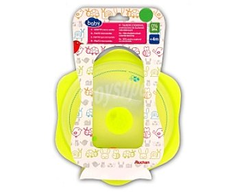 Baby Plato microondas con tapa 1 Unidad