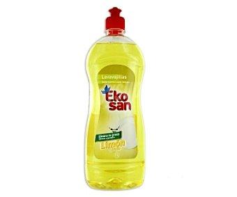EKOSAN Lavavajillas limón 1 Litro