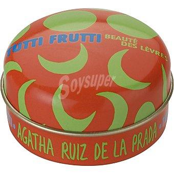 Ágatha Ruiz de la Prada Vaselina sabor tutti frutti Caja 15 g