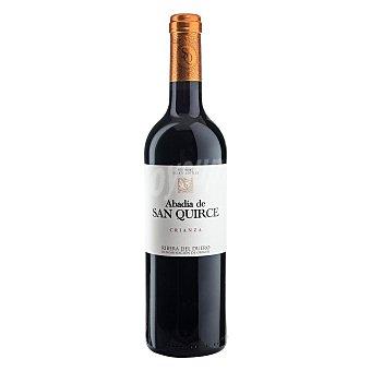 Abadía de San Quirce vino tinto crianza D.O. Ribera del Duero botella 75 cl