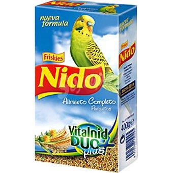 Nido Purina Alimento para periquitos vitalnid Estuche 400 g
