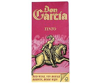Don García Vino tinto Brik de 1 litro