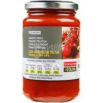 Eroski Tomate frito con aceite de oliva Tarro 350 g
