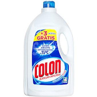 Colón Detergente gel Botella 44+3 dosis
