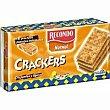 Crackers normales Paquete 250 g Recondo