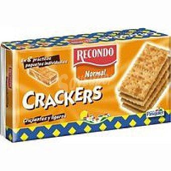 Recondo Crackers normales Paquete 250 g
