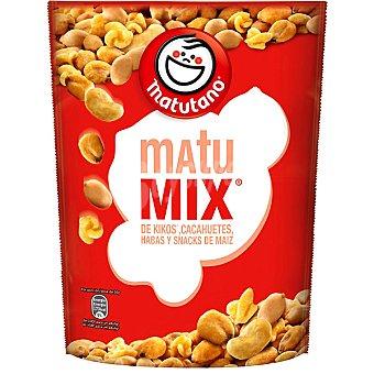Matutano Matumix de kikos cacahuetes habas y snack de maíz Bolsa 130 g
