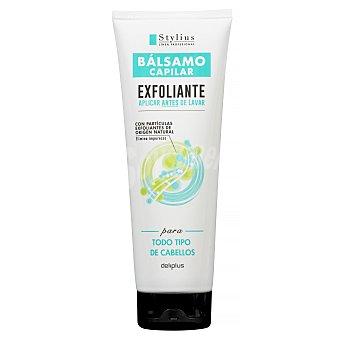 Deliplus Balsamo capilar exfoliante stylius (cabellos grasos y/o con caspa) Tubo 250 ml