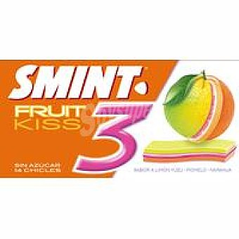Smint Chicle kiss 3 citricos 1 ud