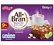 All bran bizcochito fruta y fibra Pack de 6x40 gr All bran Kellogg's