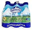Leche semidesnatada UHT (tapón azul) botella pack 6 x 1,5 l - 9 l Central Lechera Asturiana