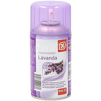 DIA Ambientador automático aroma lavanda recambio Ud 250 ml