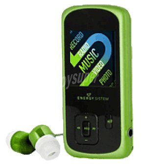 Energy Sistem MP4 2208 8GB green energy sistem