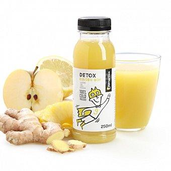 ROMANTICS Detox Zumo Ginger Boy Botella 25 cl