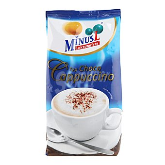 Minus l Chocolate Capuccino en Polvo Sin Lactosa 350 g