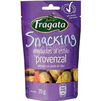 Fragata Aceitunas aliño provenzal Bolsa 70 g