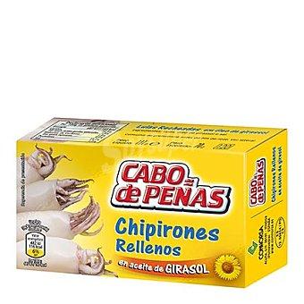 Cabo de Peñas Chipirones rellenos en aceite vegetal 70 g
