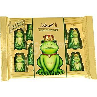 LINDT REY RANA Chocolatinas Estuche 100 g