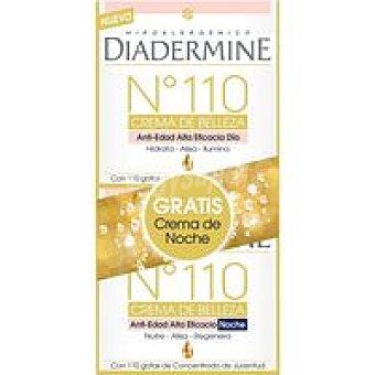 Diadermine crema de día +crema de noche 50ml de regalo 50ml