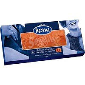 Royal Pescados Salmón ahumado Sobre 450 g