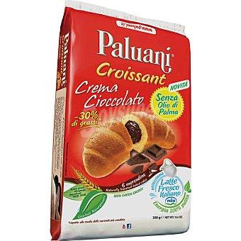 Croissants relleno de crema de chocolate Estuche 300 g
