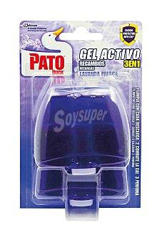 Pato Desinfectante WC Pato Maxi Gel Lavanda 1 ud