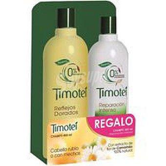 Timotei Champú reflejo dorado Bote 400 ml + Champú