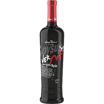VIÑA PUEBLA Vermouth rojo natural y artesano botella 75 cl botella 75 cl