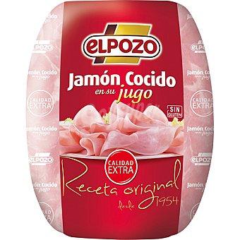 ELPOZO jamón cocido en su jugo