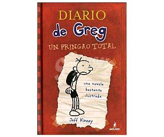 Molino Diario de Greg 1: Un Pringao Total, jeff kinney, Género: Infantil, Editorial: Molino