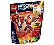 Juego de construcciones con 66 piezas Macy con armadura de combate, Nexo Knights 70363 lego  LEGO
