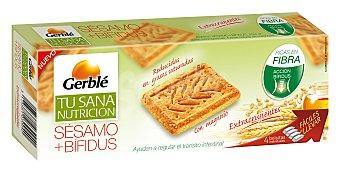 Gerblé Galletas de sésamo fibra con miel 200 gr