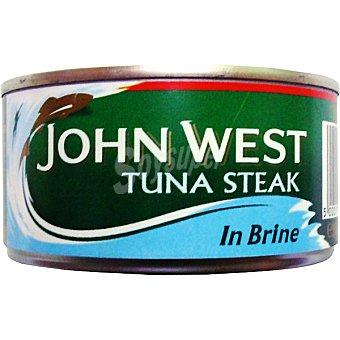 JOHN WEST Atun al natural lata 140 g