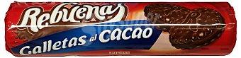 HACENDADO GALLETA AL CACAO RELLENA DE CHOCOLATE REBUENA PAQUETE 500 g