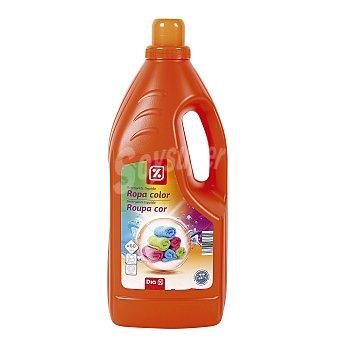 DIA Detergente máquina líquido para ropa de color botella 60 lv